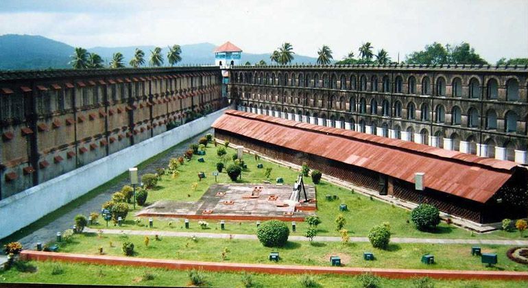 The Cellular Jail